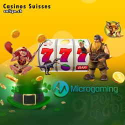 Casinos Microgaming